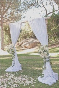 arche de crmonie mariage lac - Mariage Laic