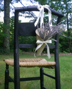 décoration pour un mariage cone fleurs nutfield