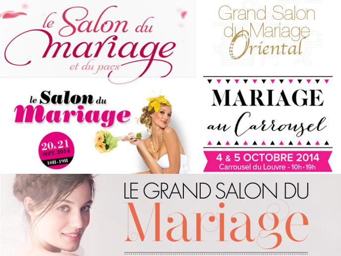 Salons du mariage paris l agenda septembre 2014 une - Salon du mariage oriental paris 2015 ...