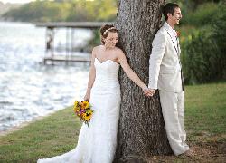 La rencontre entre une future mariée et la cérémonie laïque