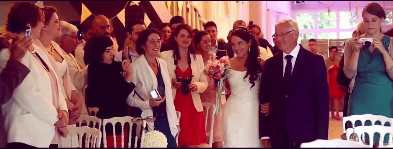 2--cérémonie-laique-de-mariage-entrée-de-la-mariée