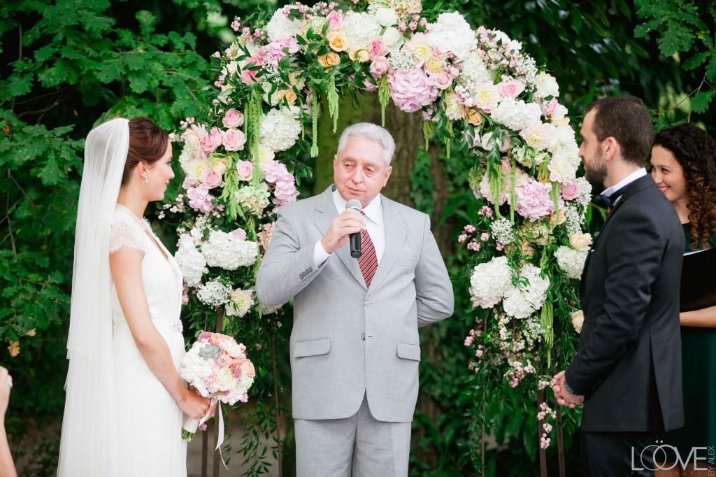 Ecrire un discours pour un mariage