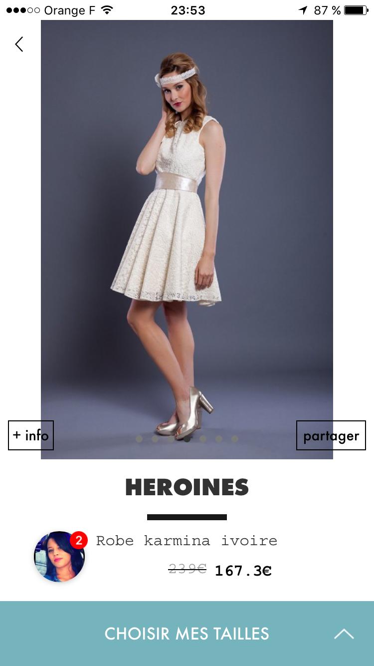 Soldes 2016 : notre sélection de robes pour mariage civil