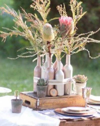 Un mariage en montagne : le décor parfait pour un DIY