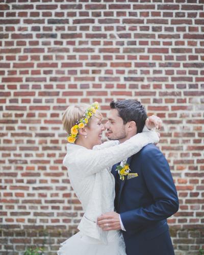 Reportage de mariage : Manon et Romain, leur cérémonie joyeuse et touchante