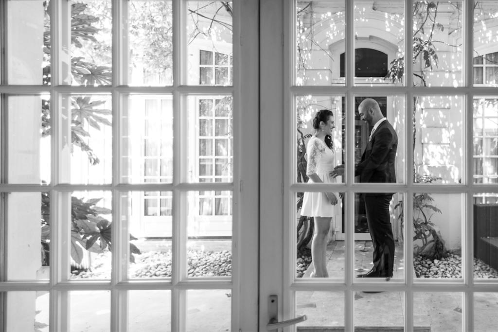 Mariage et confinement